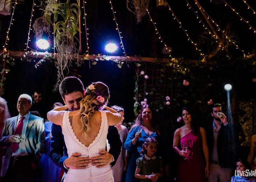 Como escolher as músicas para o seu casamento em 5 passos