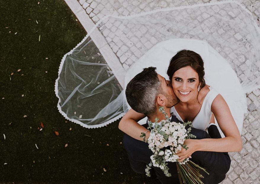 7 dos melhores fotógrafos em Leiria para o registo eterno do seu casamento