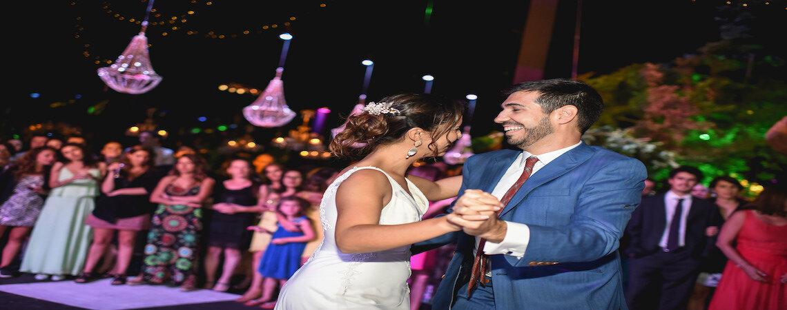 Locación, luz y sonido, tres factores importantes para que tu fiesta de matrimonio sea perfecta