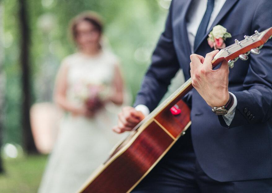Cómo elegir la música para mi boda. ¡Cinco consejos para hacer sonar las mejores canciones!