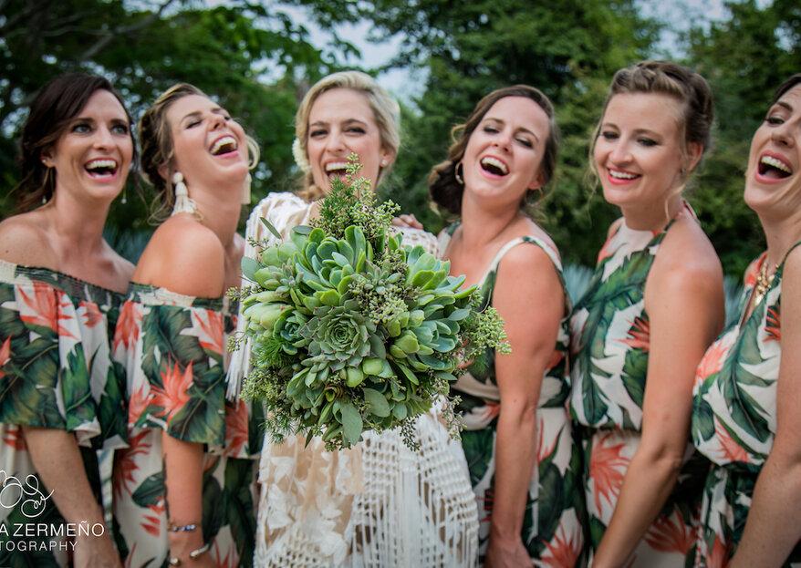 4 pasos básicos para planear la mejor recepción de boda. ¡Toma nota!