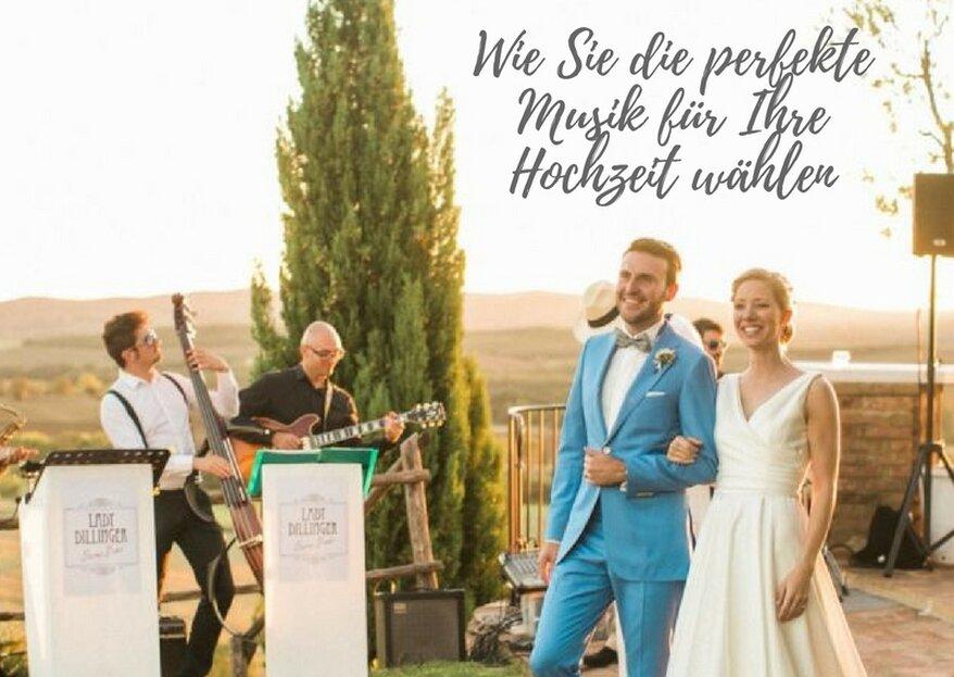 Hochzeitsmusik Wie Sie Die Passende Musik Fur Eine Stimmungsvolle Hochzeit Auswahlen