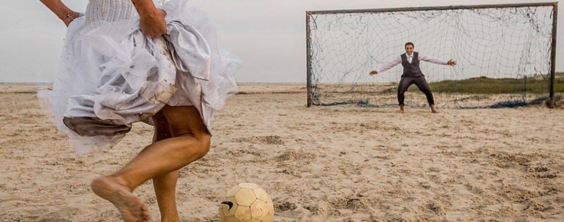Coupe du Monde 2018: comment survivre à un mariage quand il y a un match