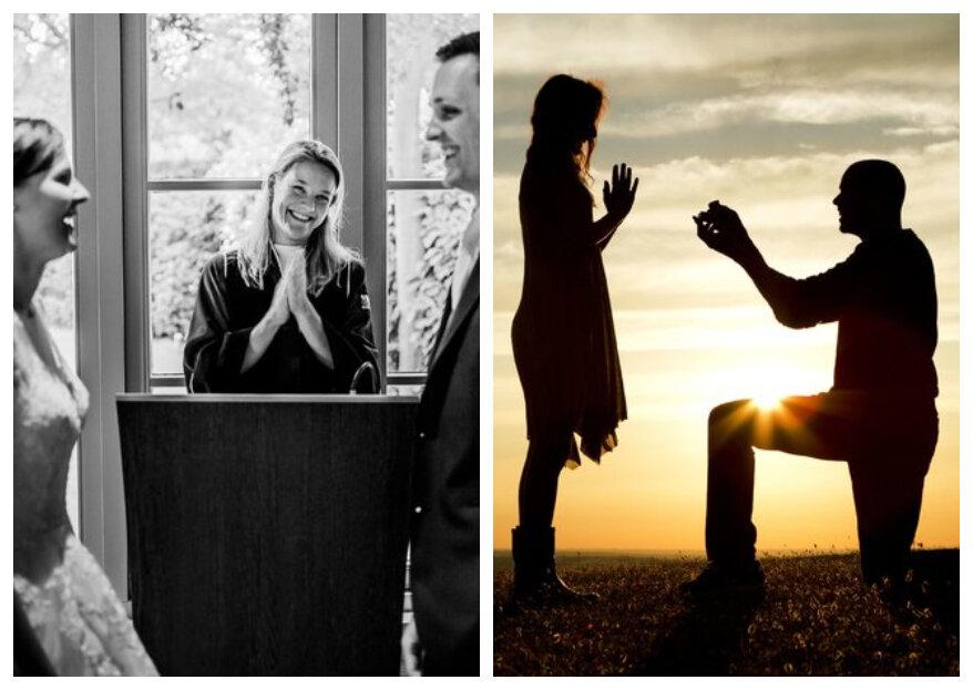 Het huwelijksaanzoek: dit moet je weten voordat je op je knieën gaat!