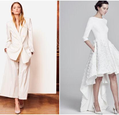 Vestidos De Novia Para Matrimonio Civil 60 Diseños Con Los