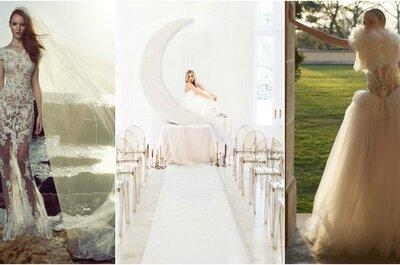 TEST: Así eres según el vestido de novia que define tu estilo