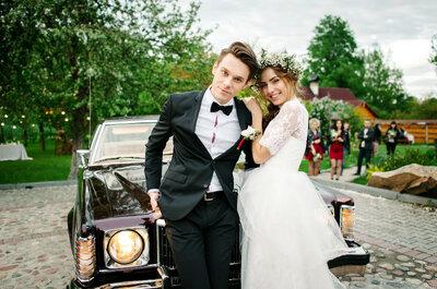 Auto clásico o moderno para tu boda: ¿cuál es la mejor opción?