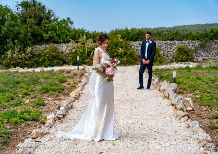 Tutte le caratteristiche che non devono mancare nel luogo dove andrete a celebrare le nozze!