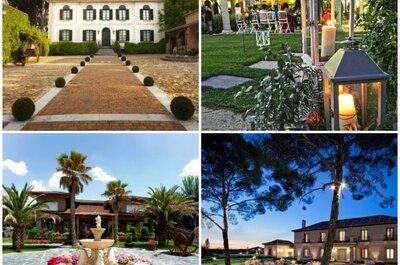 Las 9 mejores fincas para bodas en el sur de Madrid