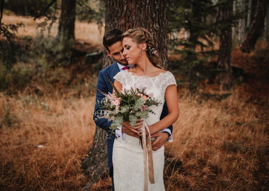 Toma mi vida: la boda de Ana y Fer