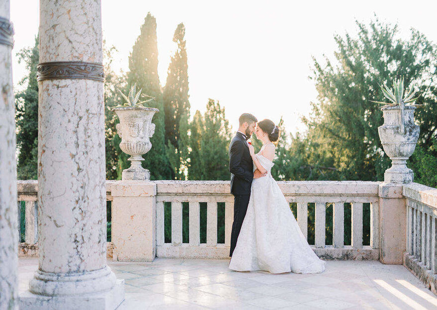 Villa Cortine Palace: your wedding in Sirmione, a picture perfect setting