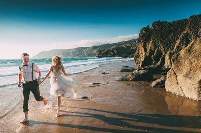 Studio Victorias свадьбы в Португалии