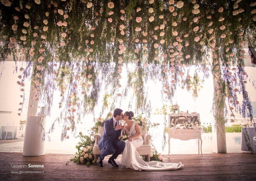 Giovanni Somma Photography ritrarrà le vostre nozze con naturalezza e creatività, regalandovi un album perfetto