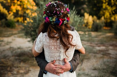 Original y exclusivo, un vestido de novia hecho a medida para ti: ¡el que siempre has soñado!