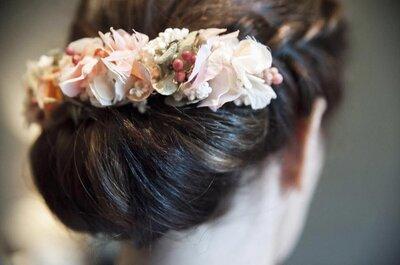 ¿Conoces los beneficios del peeling capilar? ¡lucir una melena perfecta en tu boda es posible!