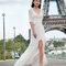 Suknia ślubna z kolekcji Cymbeline 2014.Model: HAVANA