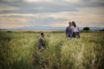 Emotivas fotografías de boda de U&U Photo