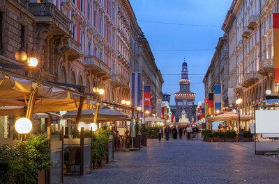 I migliori hotel per matrimonio a Milano
