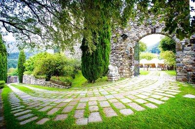 20 aspetti da considerare durante il primo sopralluogo alla location del vostro matrimonio