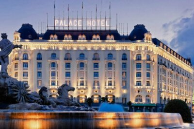 Os menus de casamento Gourmet do The Westin Palace, Madrid