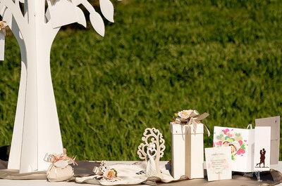 Come coordinare il tema delle tue nozze dalle bomboniere al tableau de mariage
