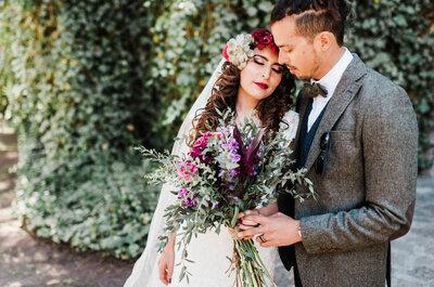 Aquí y ahora: La boda de Nicole y Memo