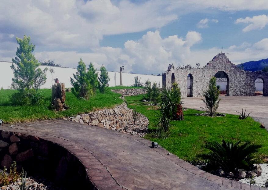 5 razones para celebrar tu boda en Hacienda Agualuna