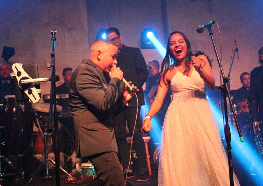 La música de Javier Barrera para una fiesta de boda inolvidable en Cartagena