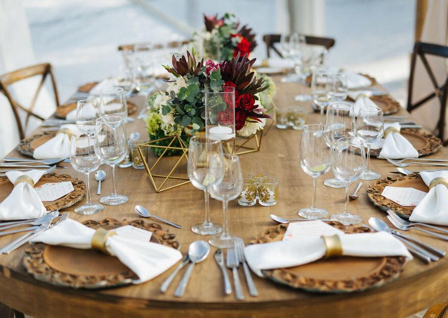 Con estos expertos podrás disfrutar cada paso de la organización de tu boda ¡conócelos!