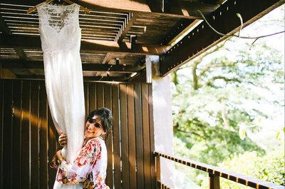 O brilho de um casamento