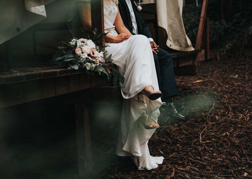 Los 12 lugares más especiales para celebrar tu boda: caerás rendida a sus encantos