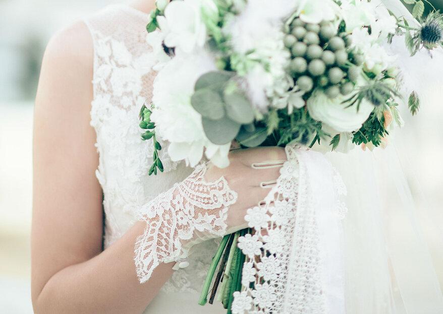 Guantes de novia: un accesorio que le dará un extra de estilo a tu look nupcial