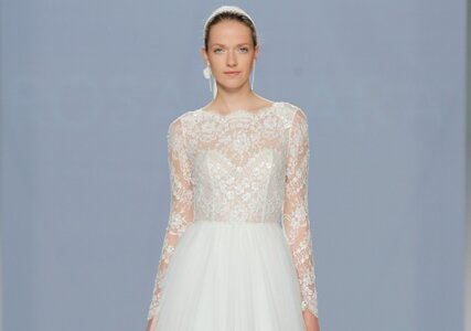 Rosa Clara Wedding Dresses For 2018: Romantic and Subtle Designs