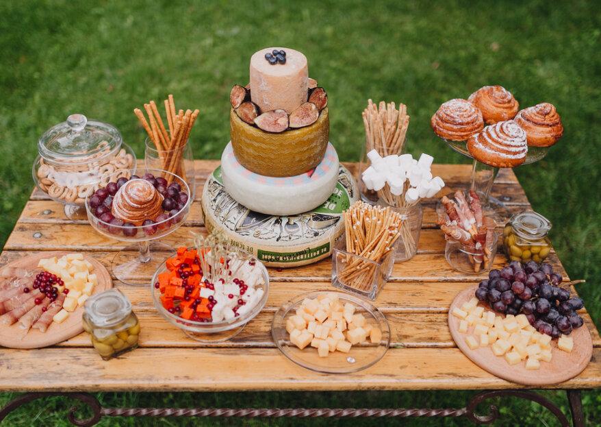 ¿Bocaditos dulces o salados para matrimonios? ¡Los sabores que todos esperan en una boda!