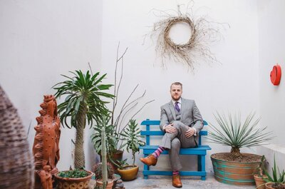 Accesorios 2016 perfectos para novio: Porque él también es protagonista de la boda