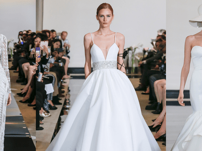 La colección de Justin Alexander 2018: Vestidos de novia con espíritu cosmopolita