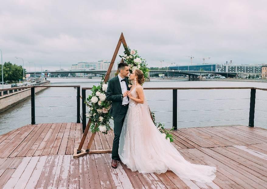 История одного тату: свадьба Виктории и Александра