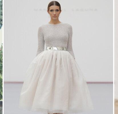e92264a15f388 Robes de mariée pour mariage civil   45 magnifiques modèles à ne pas  laisser échapper