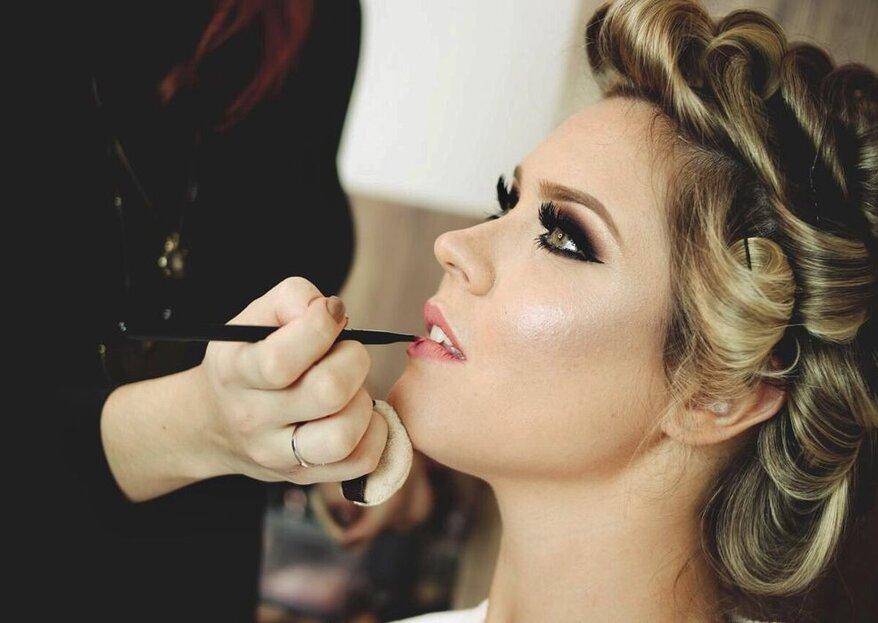 Todos os olhares em você: estes makeup artists são a chave para brilhar!