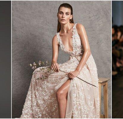 ecb0b1c0a1ad Se você é uma noiva que gosta de inovar e busca vestidos de noiva sexys,  não deixe de ver os modelos que selecionamos para você.