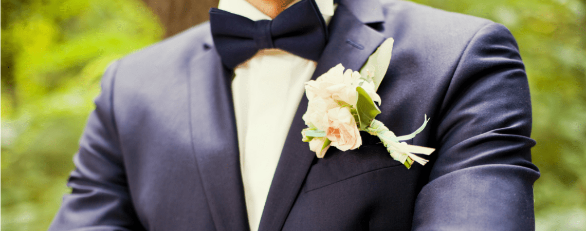 Come scegliere gli accessori per lo sposo in 5 semplici passi