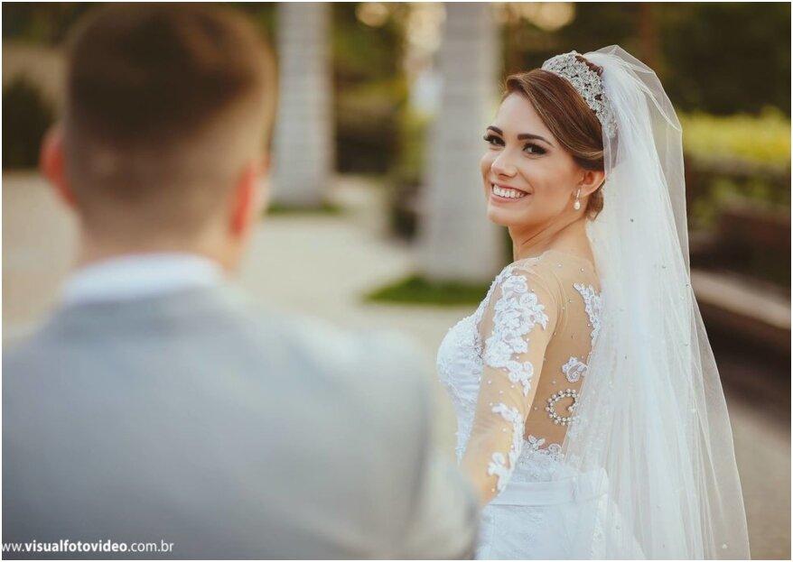 Enaltecer a sua beleza: o verdadeiro trabalho do beauty artist no dia do casamento