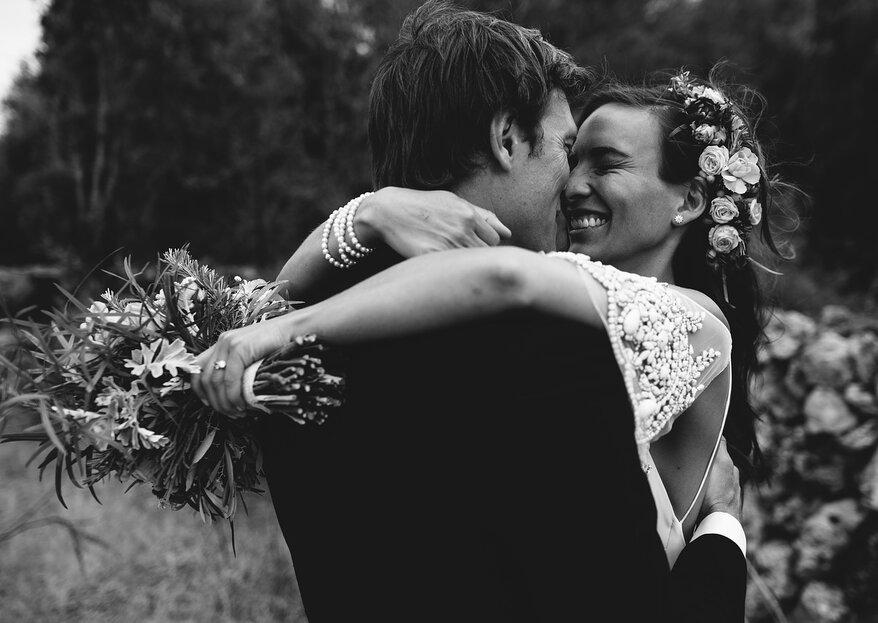 Los 15 lugares que más escogen los novios para una celebración romántica