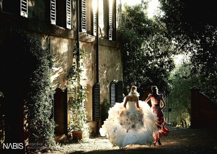 Rivivi il tuo matrimonio mille volte con gli scatti di questi fotografi