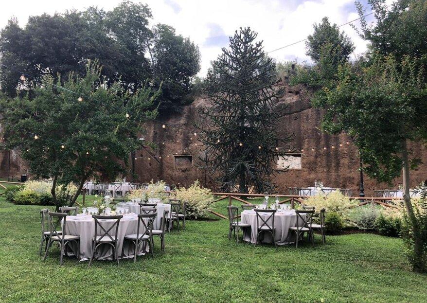 Il tuo matrimonio civile (e non solo) nel cuore della Tuscia: scopri Residenza Antica Flaminia