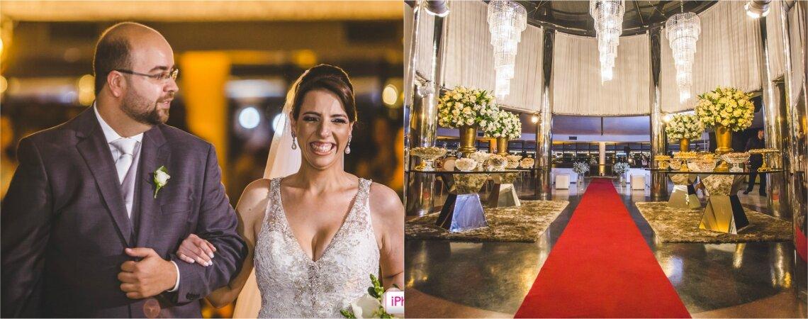 Casamento clássico de Fabiana & Luis: o amor que foi celebrado no pedido e no grande dia, repleto de tons de rosa e muita emoção em Belo Horizonte!