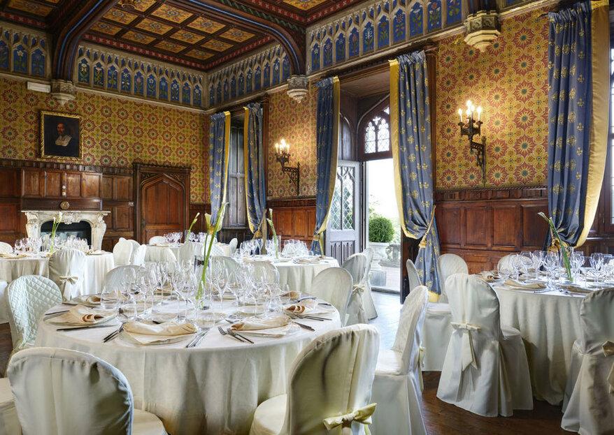 The Italian Venues That Will Make Your Dream Wedding Come True!