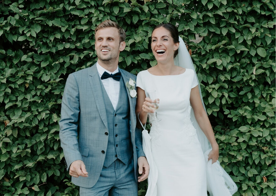 Merryl et Florian: un mariage festif aux notes polynésiennes !