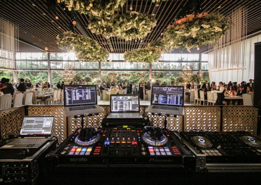 Spektrum DJs: innovación musical para eventos en la Ciudad de México
