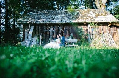 5 gute Gründe, warum Brautpaare in Österreich heiraten sollten!